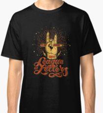 League of Letters Classic T-Shirt