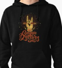 League of Letters Pullover Hoodie