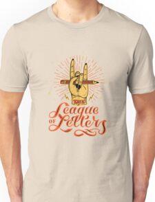 League of Letters T-Shirt