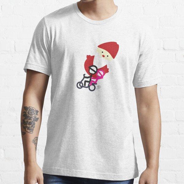 scooter Boy series - stealing Santa Essential T-Shirt