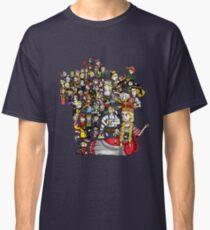 Renaissance Map of Germany Classic T-Shirt