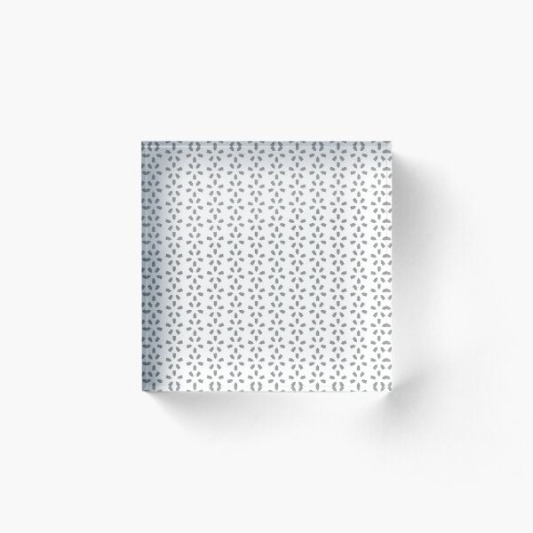 Zima Acrylic Block