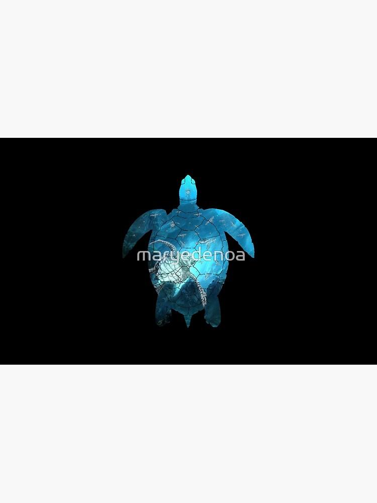 Meeresschildkröte - unter dem Meer von maryedenoa