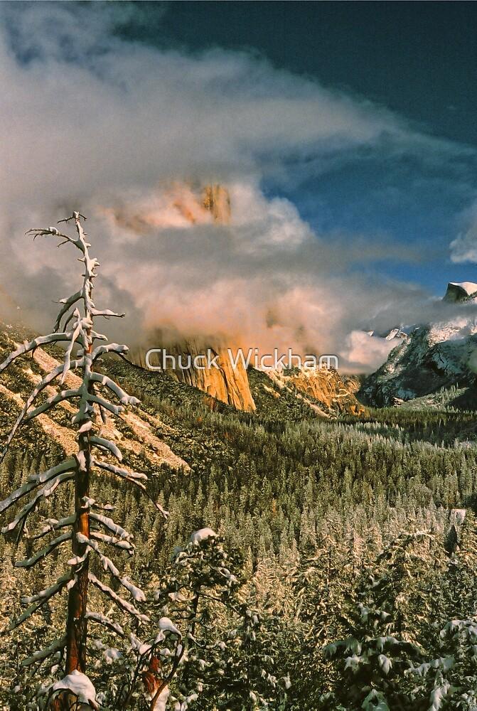 WINTER STORM by Chuck Wickham