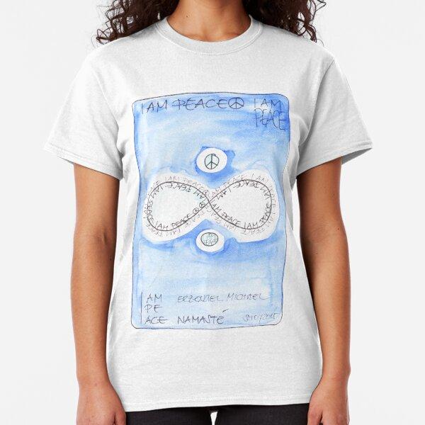 Manifesto »I AM PEACE« Classic T-Shirt