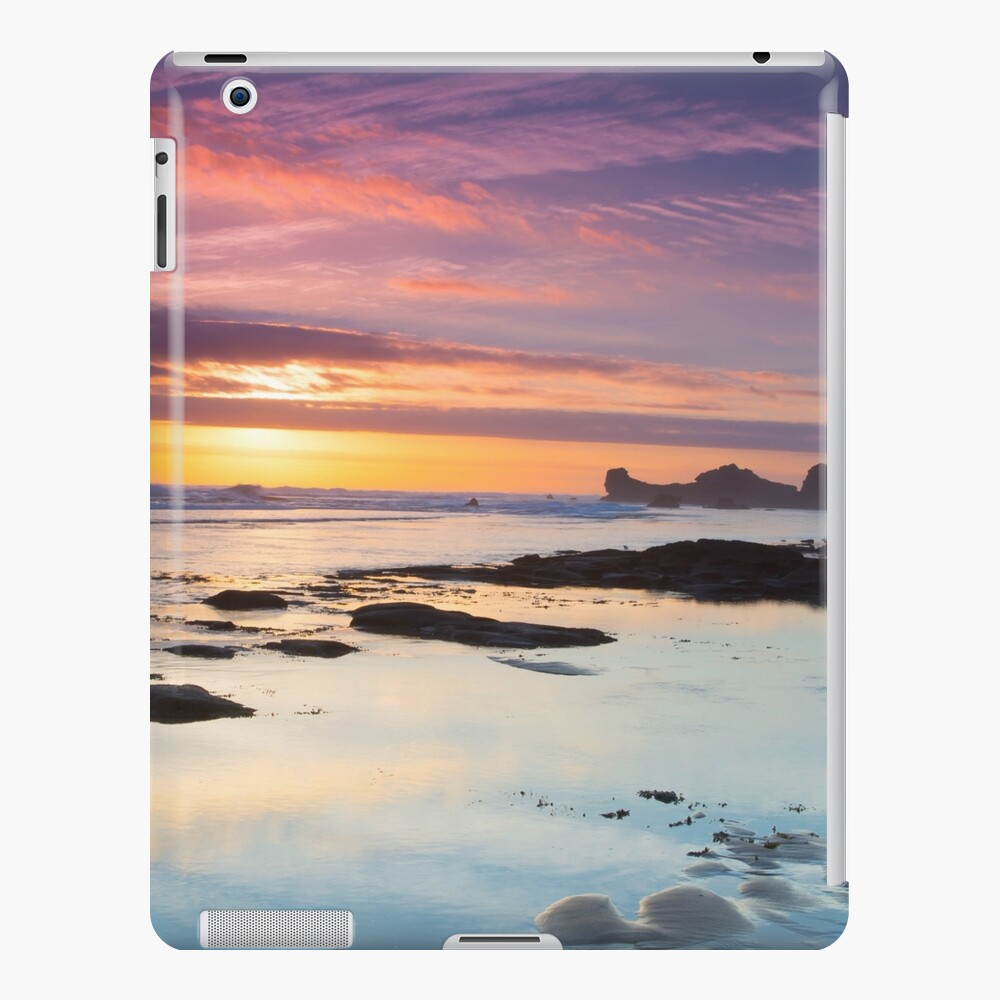 Great Sunset Funda y vinilo para iPad