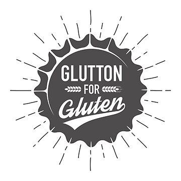 Glutton for Gluten by 25seven