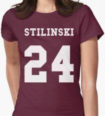 Camiseta entallada para mujer Stiles Stilinski 24