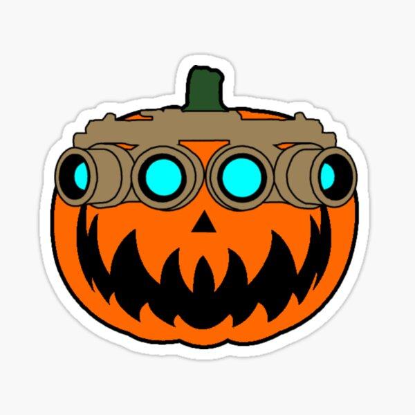 Pumpkin NVGs Sticker