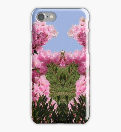 Awesome Azalea & Beaut Blue iPhone Case/Skin