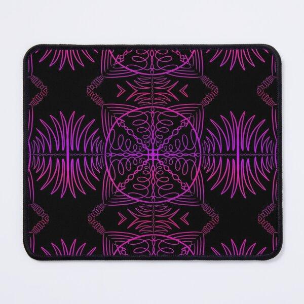 Abstract Art Design Mouse Pad