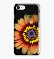 Tiedye Sunflower iPhone Case/Skin