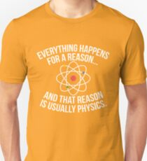 Always Physics T-Shirt