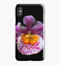 Unique Orchid  iPhone Case