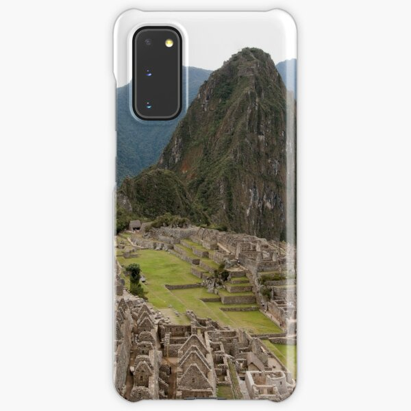 Calendar Machu 09 Samsung Galaxy Snap Case