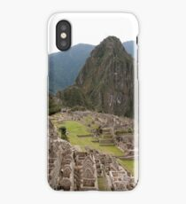 Calendar Machu 09 iPhone Case