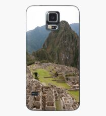 Calendar Machu 09 Case/Skin for Samsung Galaxy
