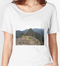 Calendar Machu 09 Women's Relaxed Fit T-Shirt
