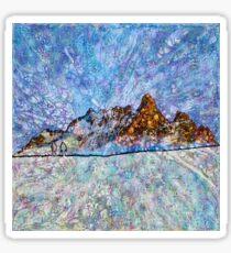 Hyperborean Landscape 10 Sticker