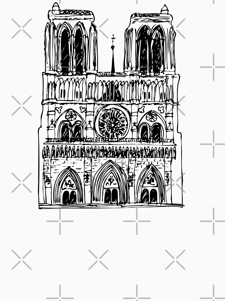 Notre Dame Paris by siloto