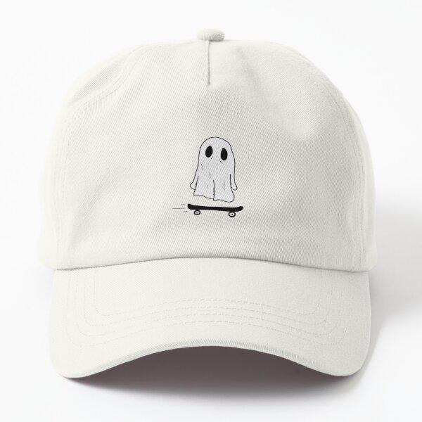 sk8r ghost Dad Hat