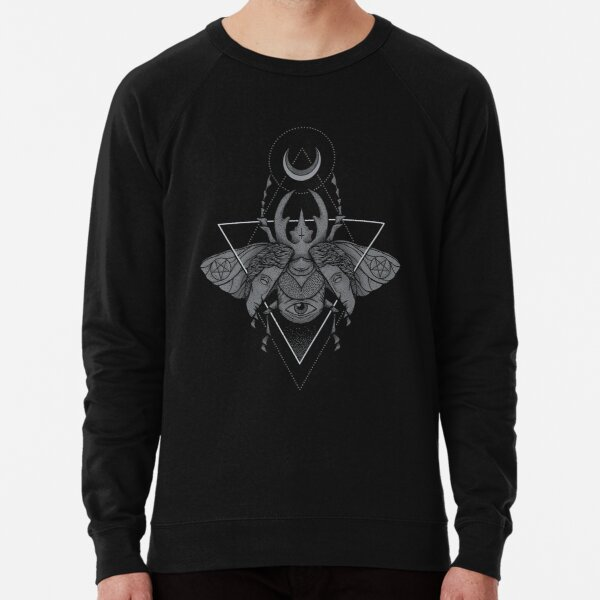Occult Beetle Lightweight Sweatshirt