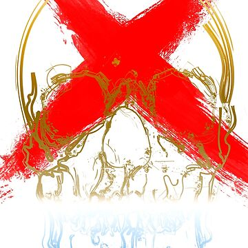Crossed Skull  by SBlundell