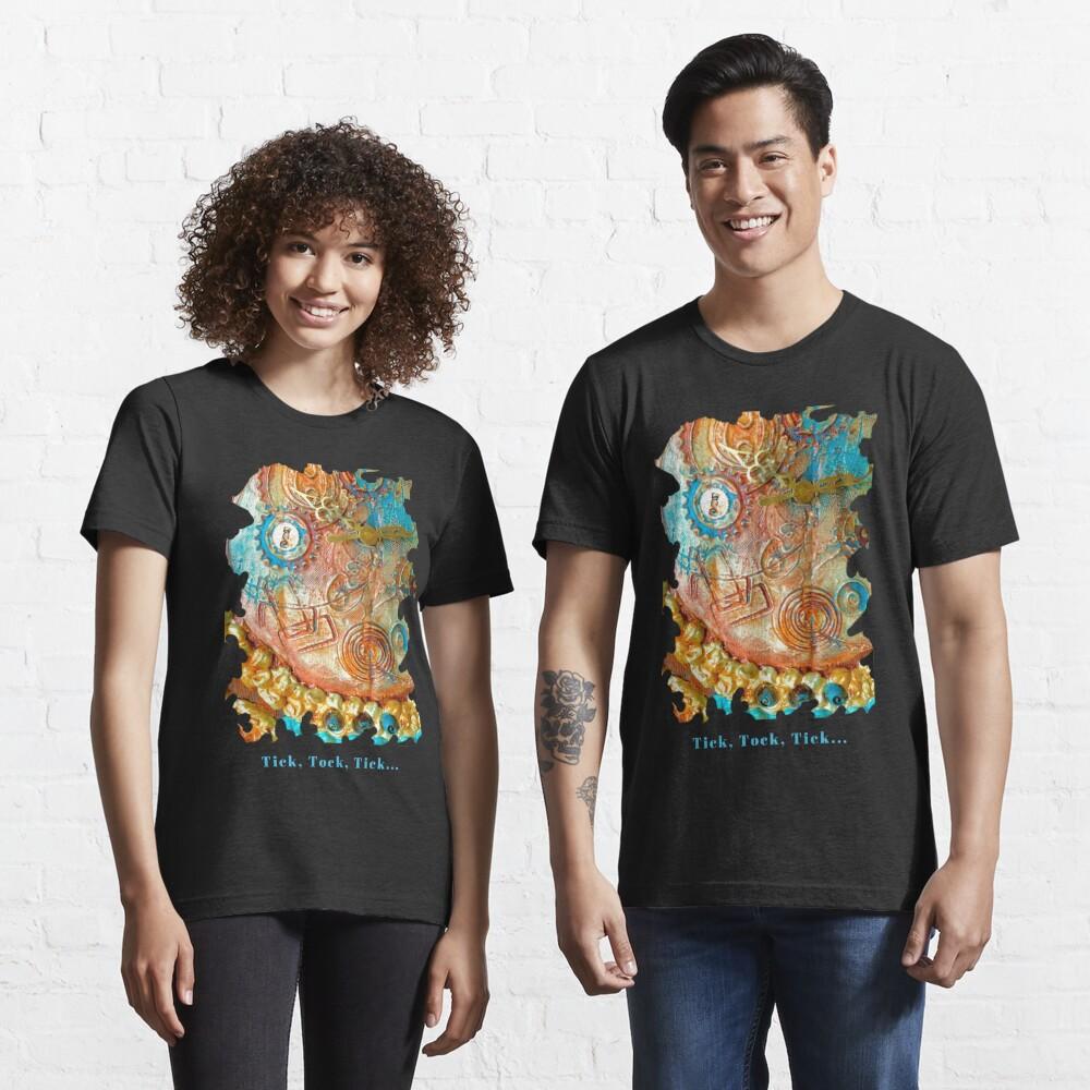COOL STEAMPUNK - TICK TOCK TICK Essential T-Shirt