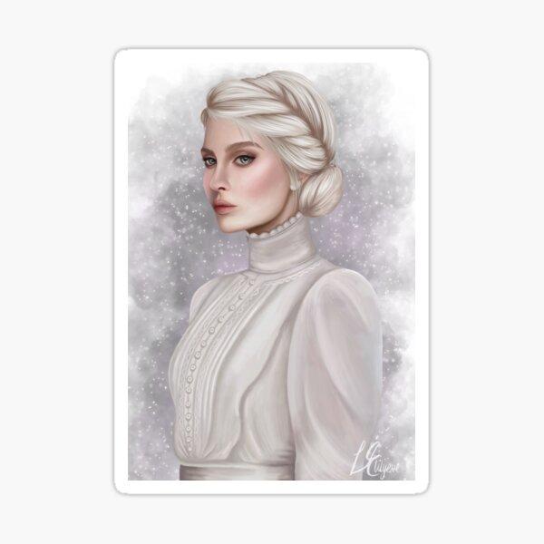 Grace Schwarzdorn Sticker