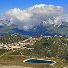 Mountain Lake by RedHillDigital