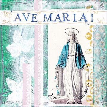 AVE Maria von AngelArt444