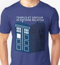 LATIN TARDIS T-Shirt