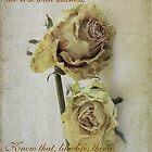 'til Death do us Part by bellecards