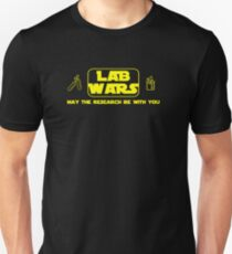 Lab Wars (yellow) T-Shirt