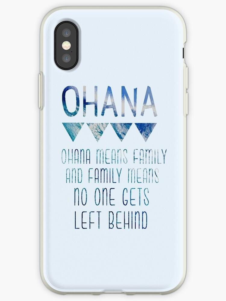 coque iphone 6 ohana