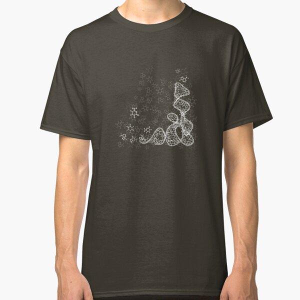 tRNA (transfer RNA) structure - white Classic T-Shirt