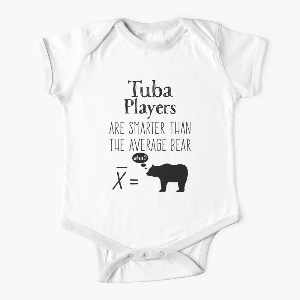 Tuba Love Funny Vintage Baby Boys Toddler Short Sleeve T-Shirts Tees