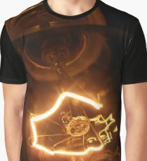 Light-bulb Graphic T-Shirt