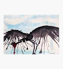 How To Train Your Dragon Watercolor Art Photographic Print