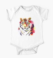 The Big Tiger One Piece - Short Sleeve