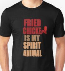 Fried chicken is my Spirit Animal T-Shirt
