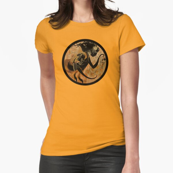 A Melody to Sweet the Bee  Fitted T-Shirt