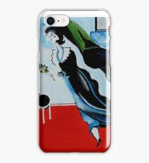 The Birthday - Tribute to Marc Chagall iPhone Case/Skin