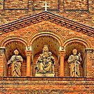 Old Christian Church Germany by Remo Kurka