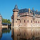 The castle of Haarzuilen - the Netherlands by Arie Koene