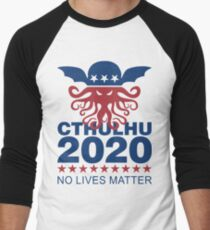 Cthulhu 2020 No Lives Matter T-Shirt