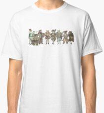 Felis Simha Rock Band Classic T-Shirt