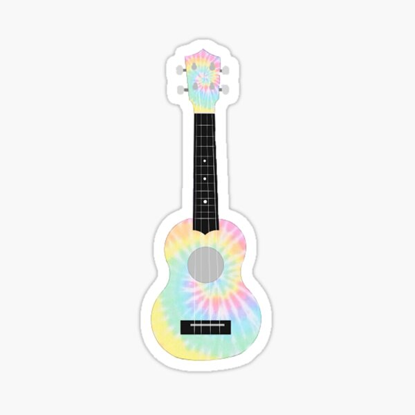 ukulele Sticker