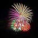 Fireworks by Tina Hailey