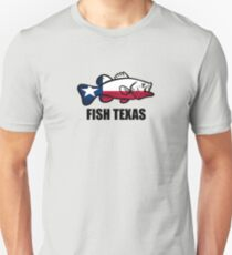 Fish Texas Unisex T-Shirt